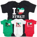 Baby Body - I LOVE KUWAIT -