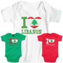 Baby Body - I LOVE LIBANON -