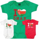 Baby Body - I LOVE OMAN -