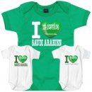 Baby Body - I LOVE SAUDI ARABIEN -