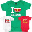 Baby Body - I LOVE SURINAME -
