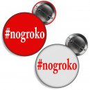 Button #nogroko