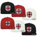 Classic Snapback England mit Wappen