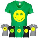 T-Shirt Happy Weed