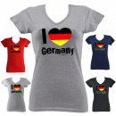 T-Shirt I love Germany