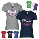 T-Shirt Team Braut