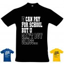T-Shirt You cant buy class