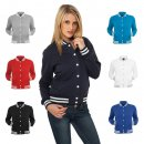 URBAN CLASSICS Ladies Collegejacke Sweatjacke
