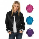 "URBAN CLASSICS ""Ladies Shiny College Jacket"""
