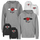 Engel & Bengel Partner-Hoodies