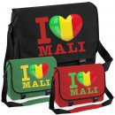 Messenger Bag - I LOVE MALI -