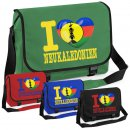 Messenger Bag - I LOVE NEUKALEDONIEN -
