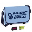 Messenger-Bag Music is the only drug