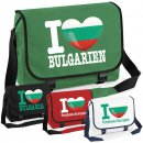 Messenger Bag - I LOVE BULGARIEN -