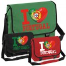 Messenger Bag - I LOVE PORTUGAL -