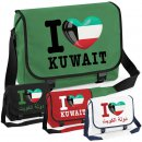 Messenger Bag - I LOVE KUWAIT