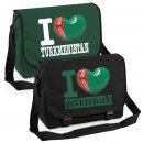 Messenger Bag - I LOVE TURMENISTAN -