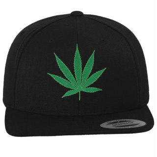 Classic Snapback Weed