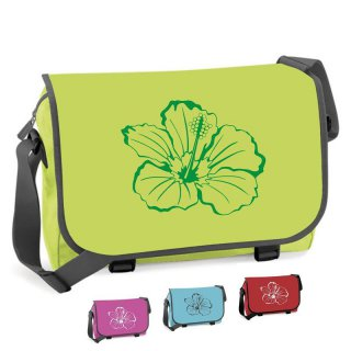Messenger-Bag Orchidee