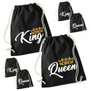 GymBag-Set KING & QUEEN