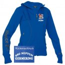 Damen Sweat-Jacke SSG Neptun Germering
