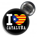 Button - I LOVE CATALUÑA -