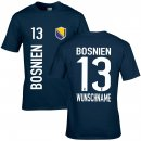 Kinder Fan-Shirt - BOSNIEN -