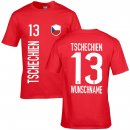 Kinder Fan-Shirt - TSCHECHIEN -