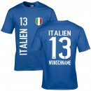 Kinder Fan-Shirt - ITALIEN -