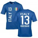 Kinder Fan-Shirt - ITALY -