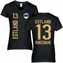 Damen Fan-Shirt - ESTLAND -