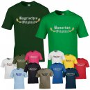 T-Shirt - Bayrisches / Bavarian Original -