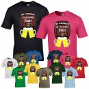 T-Shirt - MEI TRACHTNHEMAD...- PROST -