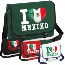 Messenger Bag - I LOVE MEXIKO -