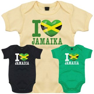 Baby Body - I LOVE JAMAIKA -