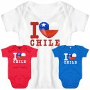 Baby Body - I LOVE CHILE -