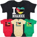 Baby Body - I LOVE MOSAMBIK