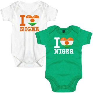 Baby Body - I LOVE NIGER