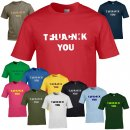 T-Shirt - THANK YOU