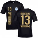 Kinder Fan-Shirt - GRIECHENLAND -