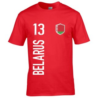 Kinder Fan-Shirt - BELARUS -