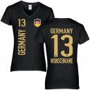 Damen Fan-Shirt - GERMANY -