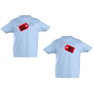 Kinder T-Shirts Buy one - get one free