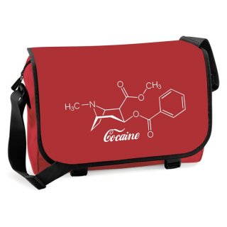 Messenger-Bag Cocaine