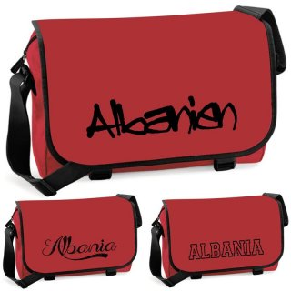 Messenger-Bag Albanien