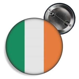 Button - IRLAND - Fahne