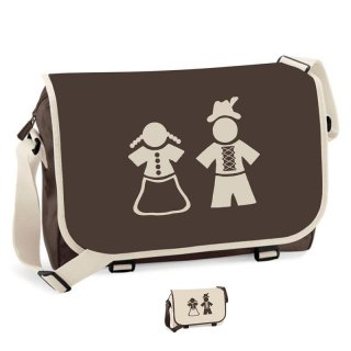 Messenger-Bag Tracht