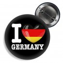 Button - I LOVE GERMANY -