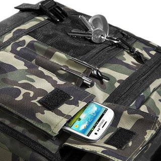 BAGBASE Messenger-Bag Camo