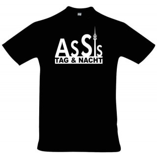 T-Shirt ASSIS - Tag & Nacht